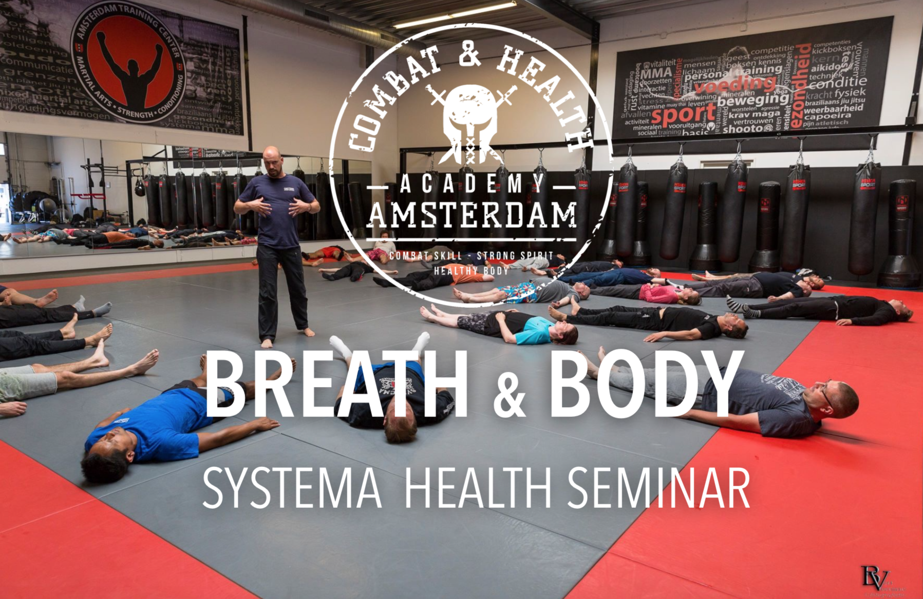 Breath & Body Systema Health Seminar